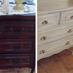 relooking de meubles-cours de peinture