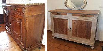 renovation de cuisine Alpilles
